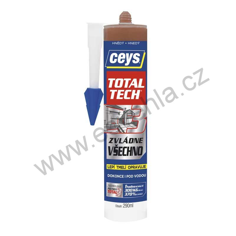 TOTAL TECH EXPRESS 290ml hnědá
