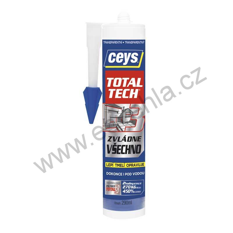 TOTAL TECH EXPRESS 290ml transparent